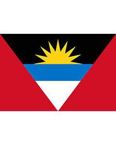 Flag: Antigua and Barbuda