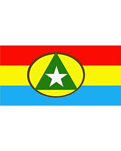 Flag: Cabinda