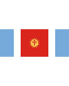 Flag: Santiago del Estero Province