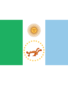 Flag: Chaco Province