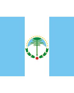 Flag: Neuquén Province