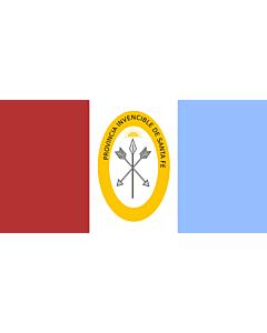Flag: Santa Fe Province