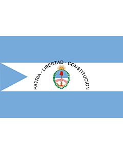 Flag: Corrientes Province