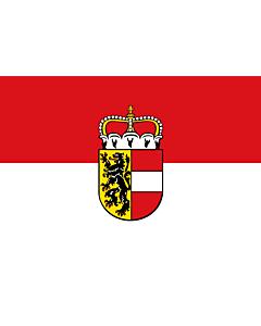 Flag: Salzburg (state)