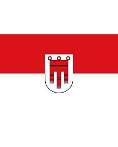 Flag: Vorarlberg