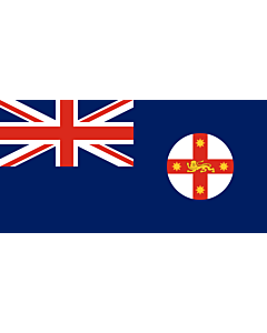 Flag: New South Wales