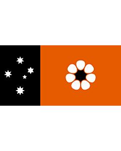 Flag: Territorio del Norte