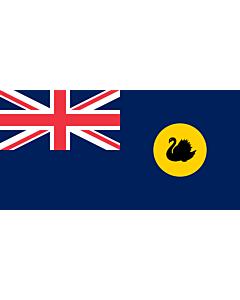 Flag: Western Australia