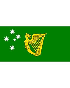 Flag: Australian Irish heritage