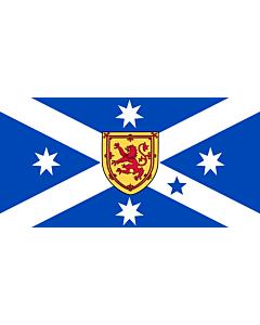 Flag: Australian Scottish-heritage | Scottish Australian