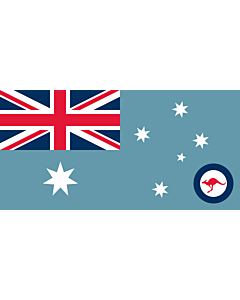 Flag: Ensign of the Royal Australian Air Force