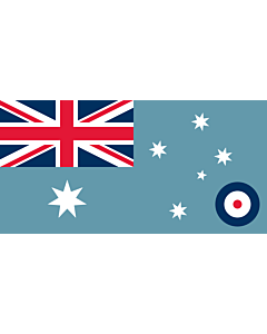 Flag: Ensign of the Royal Australian Air Force 1948-1982
