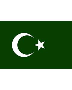 Flag: Bosnian Muslim