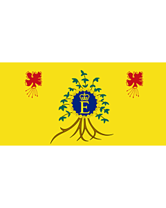 Flag: Queen Elizabeth II s personal flag for use in Barbados