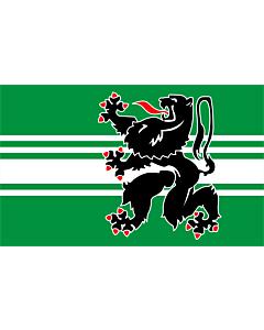 Flag: Oost-Vlaanderen