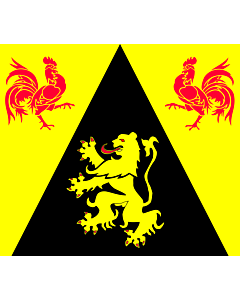 Flag: Walloon Brabant