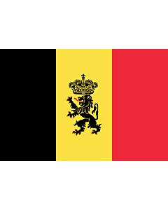 Flag: Belgium