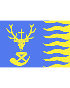 Flag: Saint-Hubert, Belgium