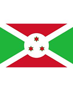 Flag: Burundi