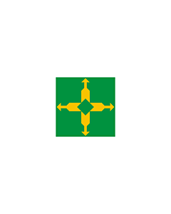 Flag: Federal District