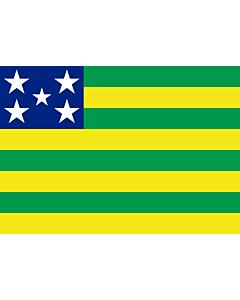 Flag: Goiás
