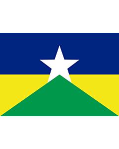 Flag: Rondônia