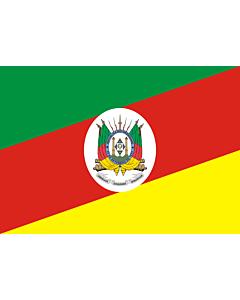 Flag: Rio Grande do Sul