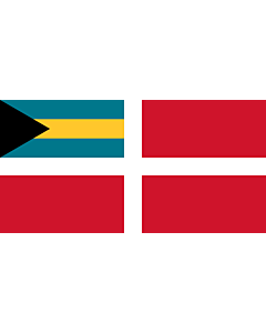 Flag: Civil Ensign of the Bahamas