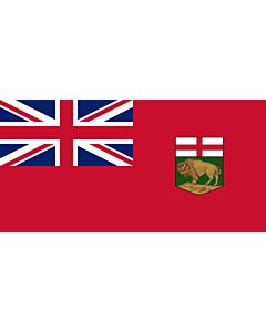 Flag: Manitoba