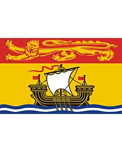 Flag: New Brunswick