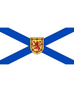 Flag: Nova Scotia