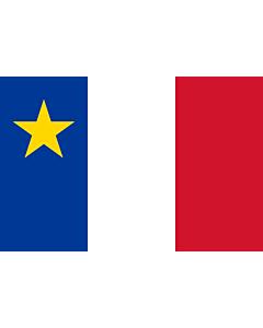 Flag: Acadia