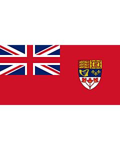 Flag: Canadian Red Ensign