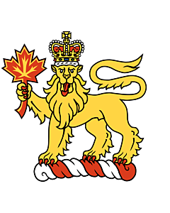 Flag: Crest of the Governor General of Canada