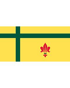 Flag: Dels Fransaskois