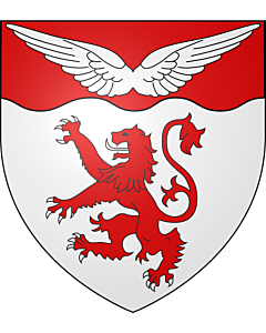 Flag: Frederick Russell Arms
