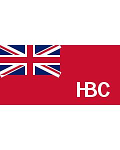 Flag: Hudsons Bay Company