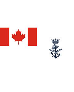 Flag: Naval Jack of Canada