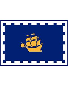 Flag: Quebec City | Quebec City, Quebec, Canada