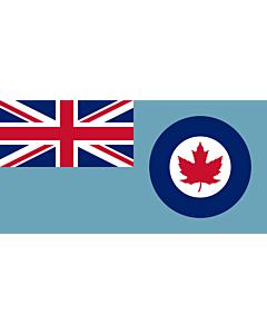 Flag: Royal Canadian Air Force Ensign 1941-1968