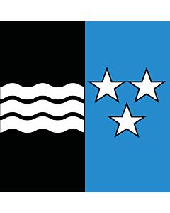 Flag: Aargau