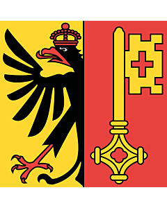 Flag: Canton of Geneva
