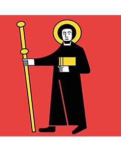 Flag: Canton of Glarus