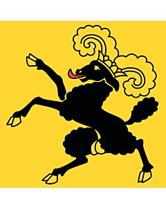 Flag: Schaffhausen