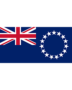 Flag: Cook Islands