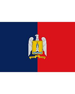 Flag: Valparaíso, Chile