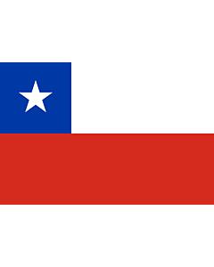 Flag: Chile