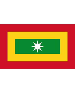 Flag: Barranquilla