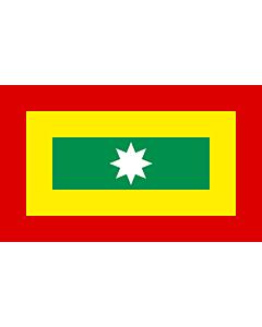 Flag: Cartagena de Indias, Colombia