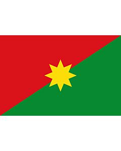 Flag: Casanare, Colombia